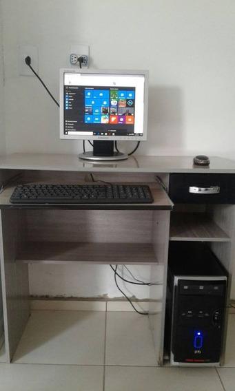 Computador, Monitor 15 , Sem Caixas De Som