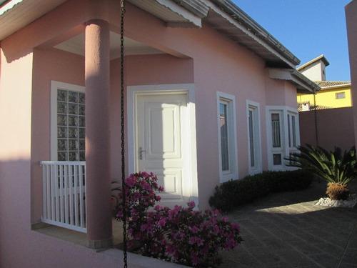 Casa Residencial À Venda, Giardino D  Itália, Itatiba. - Ca0660