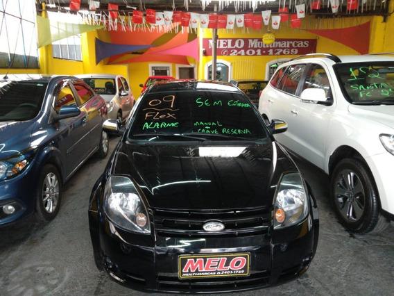 Ford Ka 1.0 Flex Ano 2009 Sem Entrada Revisado Lindo