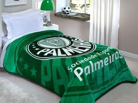 8a9fd463b8 Tecido Com Estampa De Palmeiras - Roupa de Cama no Mercado Livre Brasil