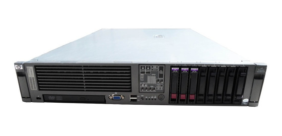 Servidor Hp Dl380 G5 2 Xeon Quad Core 16gb 2x Hd 146gb Sas