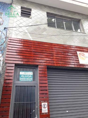 Sala Para Alugar Por R$ 800/mês - Parque São Domingos - São Paulo/sp - Sa0146
