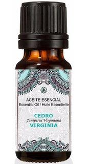 Aceite Esencial De Cedro Virginia 15ml Juniperus Virginiana