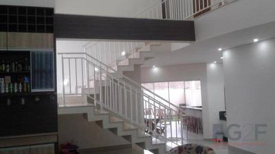 Casa Residencial À Venda, Jardim Macarenko, Sumaré - Ca3173. - Ca3173