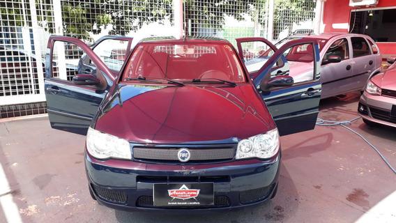 Fiat Palio Elx 1.0 Azul 2005