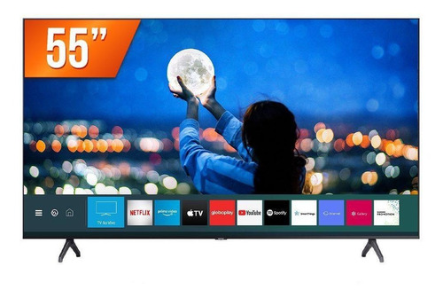 Smart Tv Led 55  Samsung Lh55bethvggxzd Ultra Hd 4k