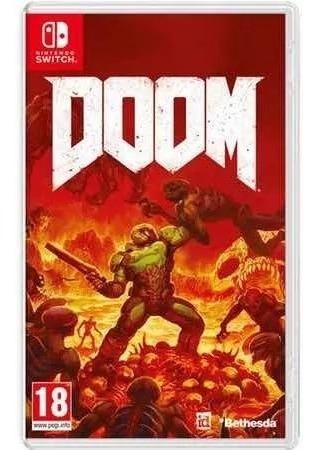 Doom - Nintendo Switch - Perfeito Estado