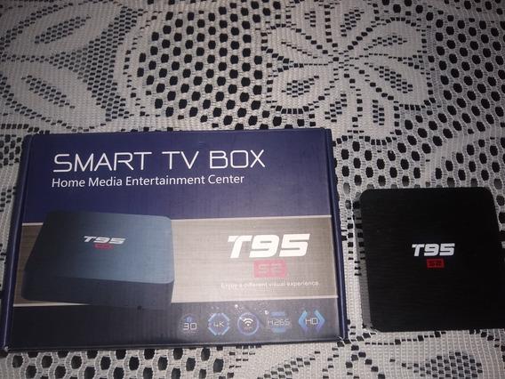 Codificador De Canales Smart Tv Box T95, 3d, 4k