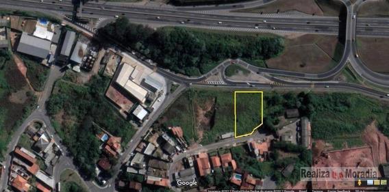 Terreno Urbano Para Edifícios Ou Galpões - Te0162