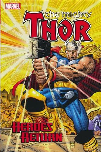 Thor Heroes Return Omnibus Hc Vol 1 + 2