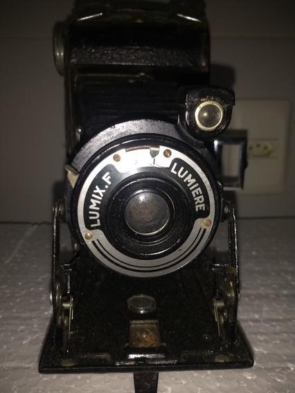 Máquina Fotográfica Lumix Lumiere Antiga