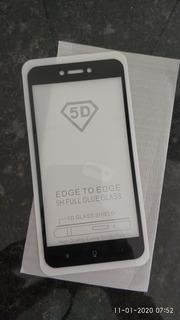Película 5d Xiaomi Note 4x/4a 139x70 5