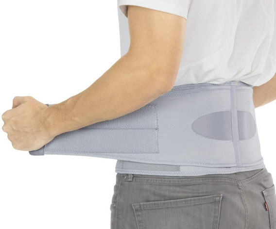 Faja Reforzada Para Alivio Del Dolor Espalda Inferior Lumbar