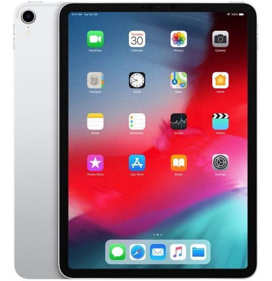 iPad Pro 11 Wifi 64gb Prata (2018) Mtxp2ll/a