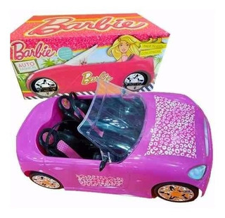 Barbie Auto Fashion Miniplay Rueda Libre 30cm 710