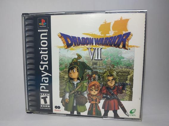 Dragon Warrior Vii 7 (dq7 Americano) Dou Descontão!