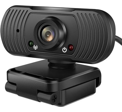 Cámara Web De 1080p Hd Con Micrófono Usb Para Pc O Laptop