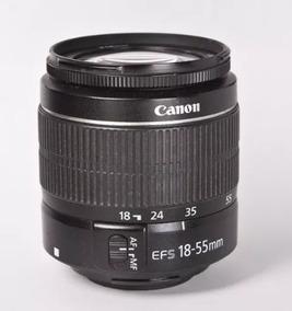 18-55mm F/3.5-5.6 Iii Af Lente Canon Ef-s