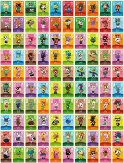 Animal Crossing New Horizon Amiibo Card