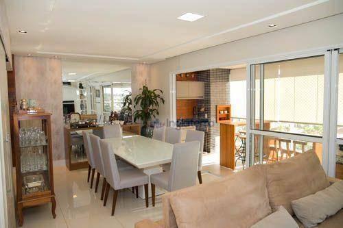 Imagem 1 de 30 de Apartamento Com 2 Suites À Venda, 122 M² Por R$ 940.000 - Gleba Palhano - Londrina/pr - Ap2018