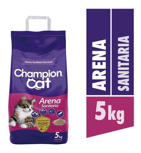 Champion Cat Arena Sanitaria 5 Kg