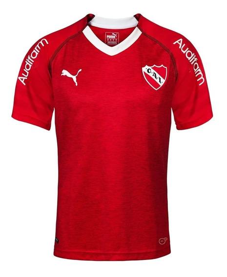 Puma Camiseta Fútbol Hombre Independiente Rojo