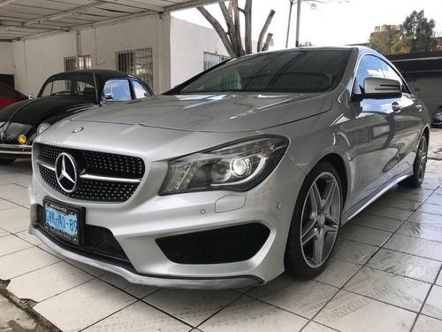 Imagen 1 de 12 de Mercedes-benz Clase Cla 2.0 250 Cgi Sport At 2016