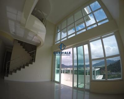 Apartamento Duplex Para Locação Anual Na Barra Sul, Quadra Mar. - Ap00589 - 33544499