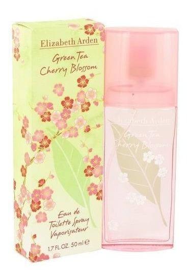 Green Tea Cherry Blossom Elizabeth Arden - Edt 100ml