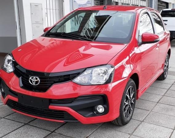 Toyota Etios 1.5 Sedan Xls My19 2020