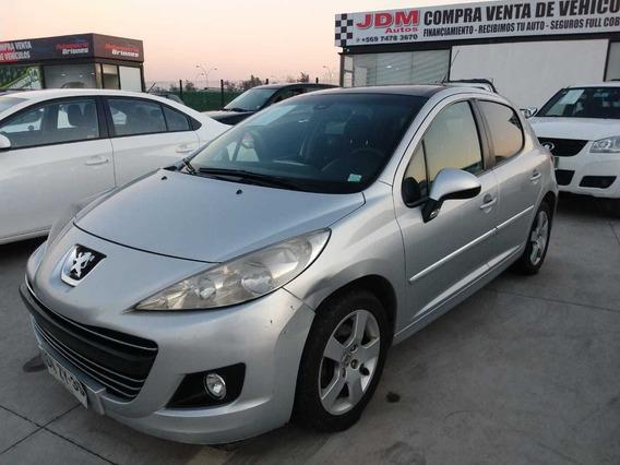 Peugeot 207 Premium Xs 1.6 Full 2012