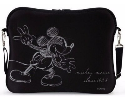Cq Funda Mickey Disney 10.1 Estuche Laptop Netbook Lenovo Hp