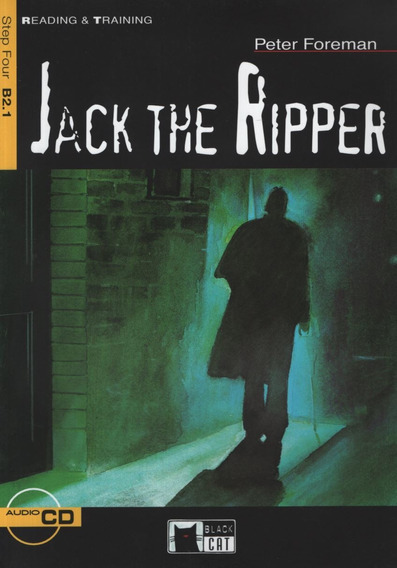 Jack The Ripper + Audio Cd - Reading And Training