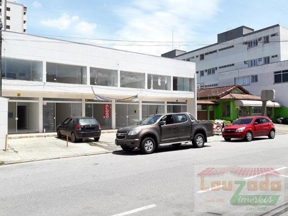Comercial Para Locação Em Peruíbe, Centro - 2107