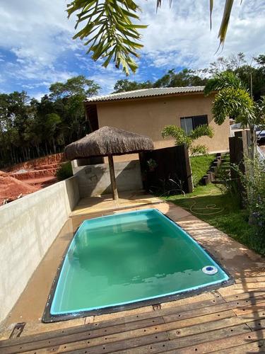 Imagem 1 de 14 de Casa Em Condomínio A Venda! Ideal Para Quem Busca Sossego!