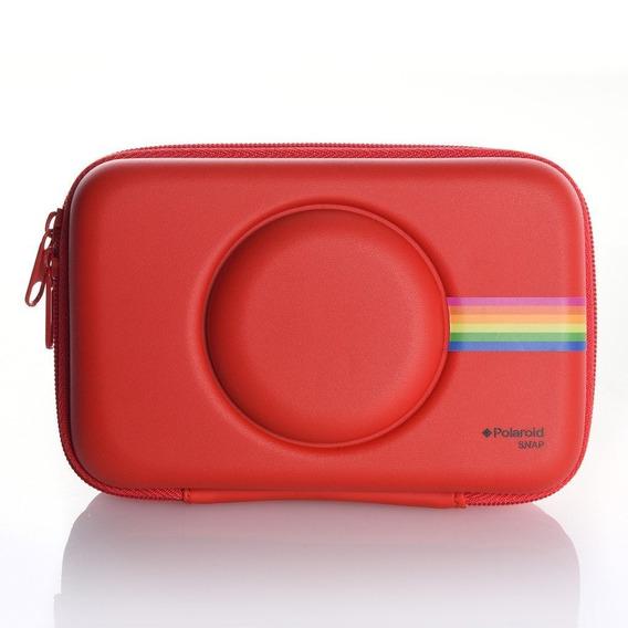 Estuche Eva Para Cámara Instantánea Polaroid Snap - Red