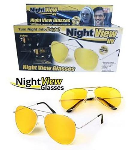 Gafas Full Hd Nightview Mejora La Visión Nocturna