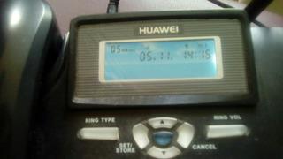 Telefone Fixo Huawei Ets 3028 - Funcionando.