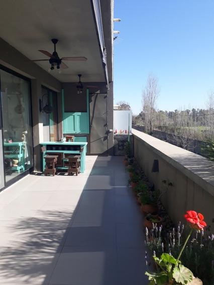 Inmenso Balcón Vista A Campo /opción Con Renta/dueñodirecto