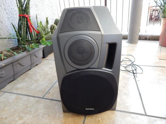 Caixa De Som Rádio Gradiente Se 550 220v