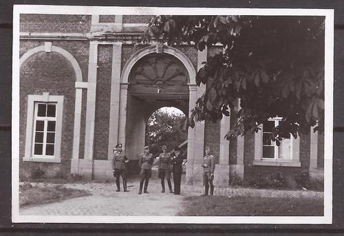 Imagen 1 de 1 de 2º Guerra Alemania Foto De Soldados Alemanes - 026
