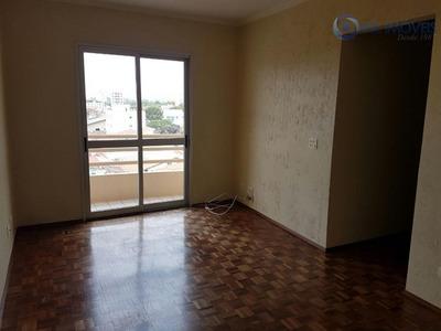 Apartamento Residencial Para Locação, Jardim Das Indústrias, São José Dos Campos. - Ap3598
