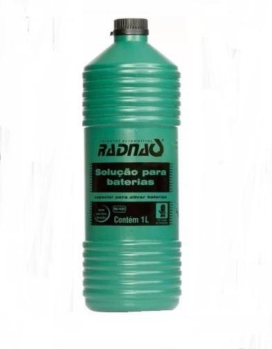 Solução De Bateria 1 Litro