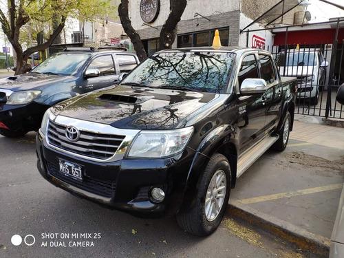 Toyota Hilux 3.0 Cd Srv Cuero I 171cv 4x4 2013