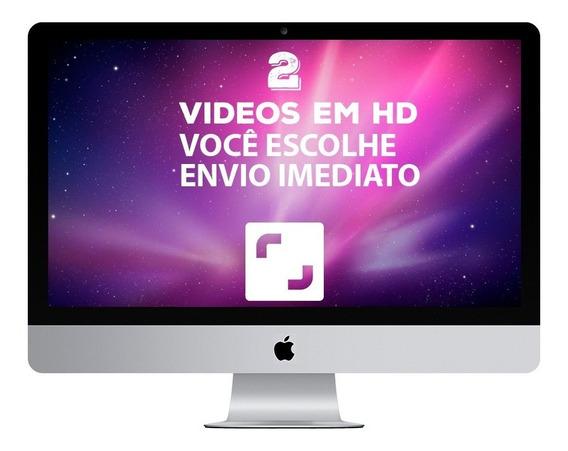2 Vídeos Shutterstock Full Hd 1920x1080