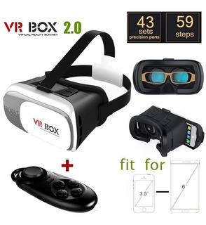 Vr Box Óculos 3d Virtual