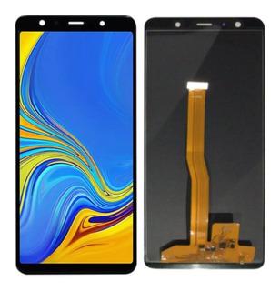 Tela Touch Display Lcd Galaxy A7 A750 2018+tela Fina