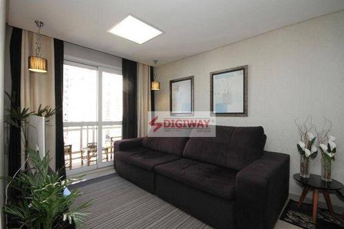 Imagem 1 de 30 de Apartamento À Venda, 86 M² Por R$ 880.000,00 - Vila Mariana - São Paulo/sp - Ap2268