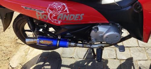 Imagem 1 de 6 de Honda  Biz