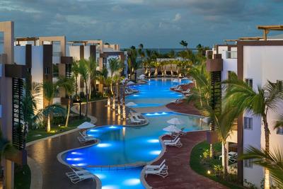 Punta Cana Apartamentos De 3habs. Piscina, Playa, Terraza